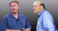 Phil Schiller and Steve Ballmer