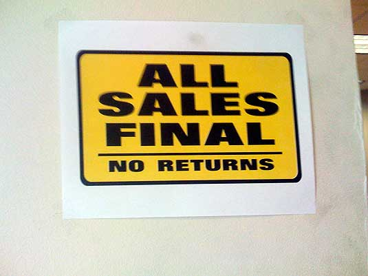 Circuit City All Sales Final