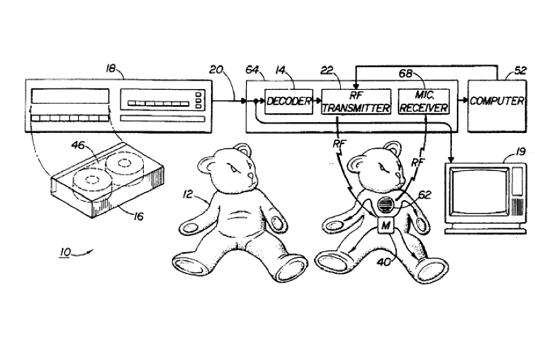 Actimates Patent
