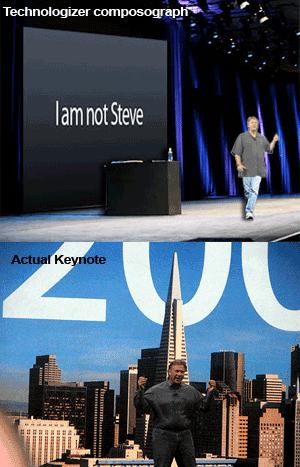 Phil Schiller Macworld Expo keynote images