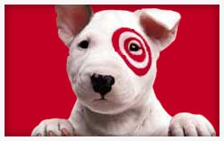 A pleasant surprise mac software at target What kind of dog is the target mascot