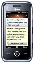 LG LG-GM730 Smartphone