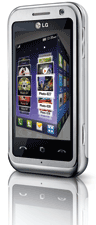LG Arena Smartphone