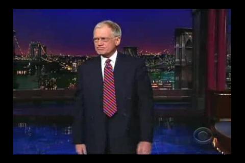 David Letterman on TV.com