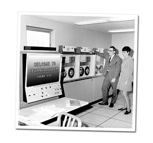 Technologizer Mainframe
