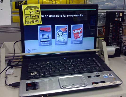 Circuit City Laptop