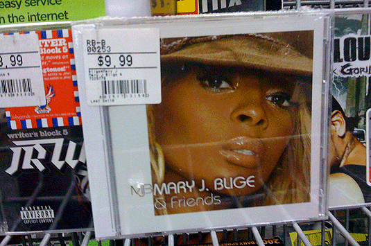 Circuit City Mary J. Blige