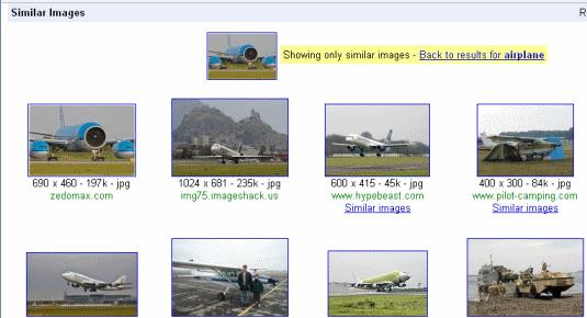 Google Similar Images