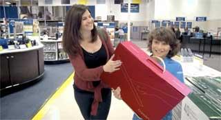 Lisa and Jackson buy a CrunchPad