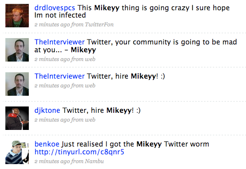 Mikeyy Tweets