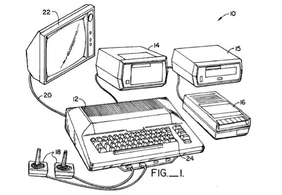 Atari Patent