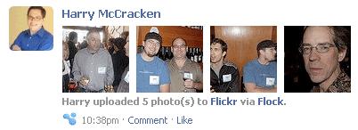 Flock Flickr