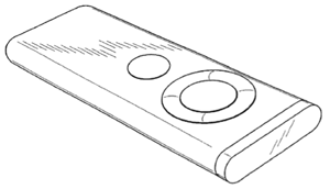 Apple Remote Patent