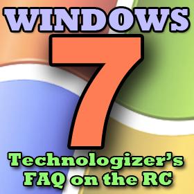 Windows 7 Release Candidate FAQ