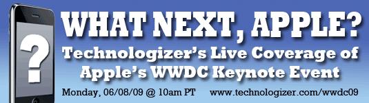 Apple WWDC 2009 Live Coverage