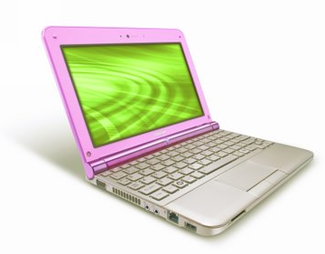 Toshiba Mini Notebook