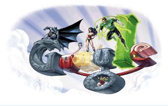 Google Comics Logo