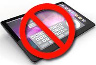 No Tablets