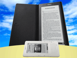 Sony vs. Kindle