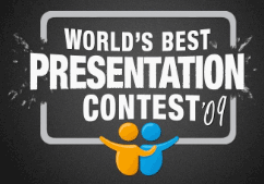 World's Best Presentation Contest