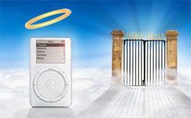 Heavenly iPod