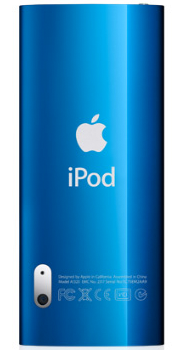iPod Nano Back