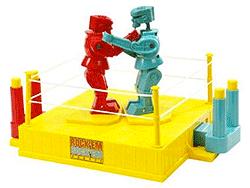 Rock 'Em Rock 'Em Robots