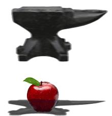 Apple Anvil