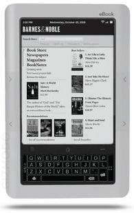 Barnes and Noble E-Reader