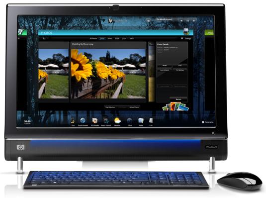 TouchSmart PC