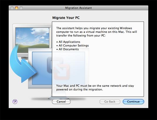 VMware Migration Assistant