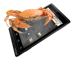 Android Crab