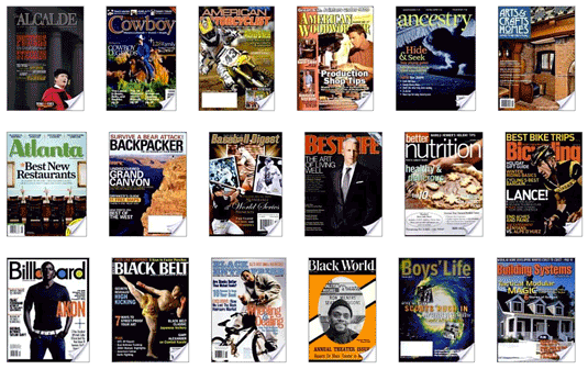 Google Magazines