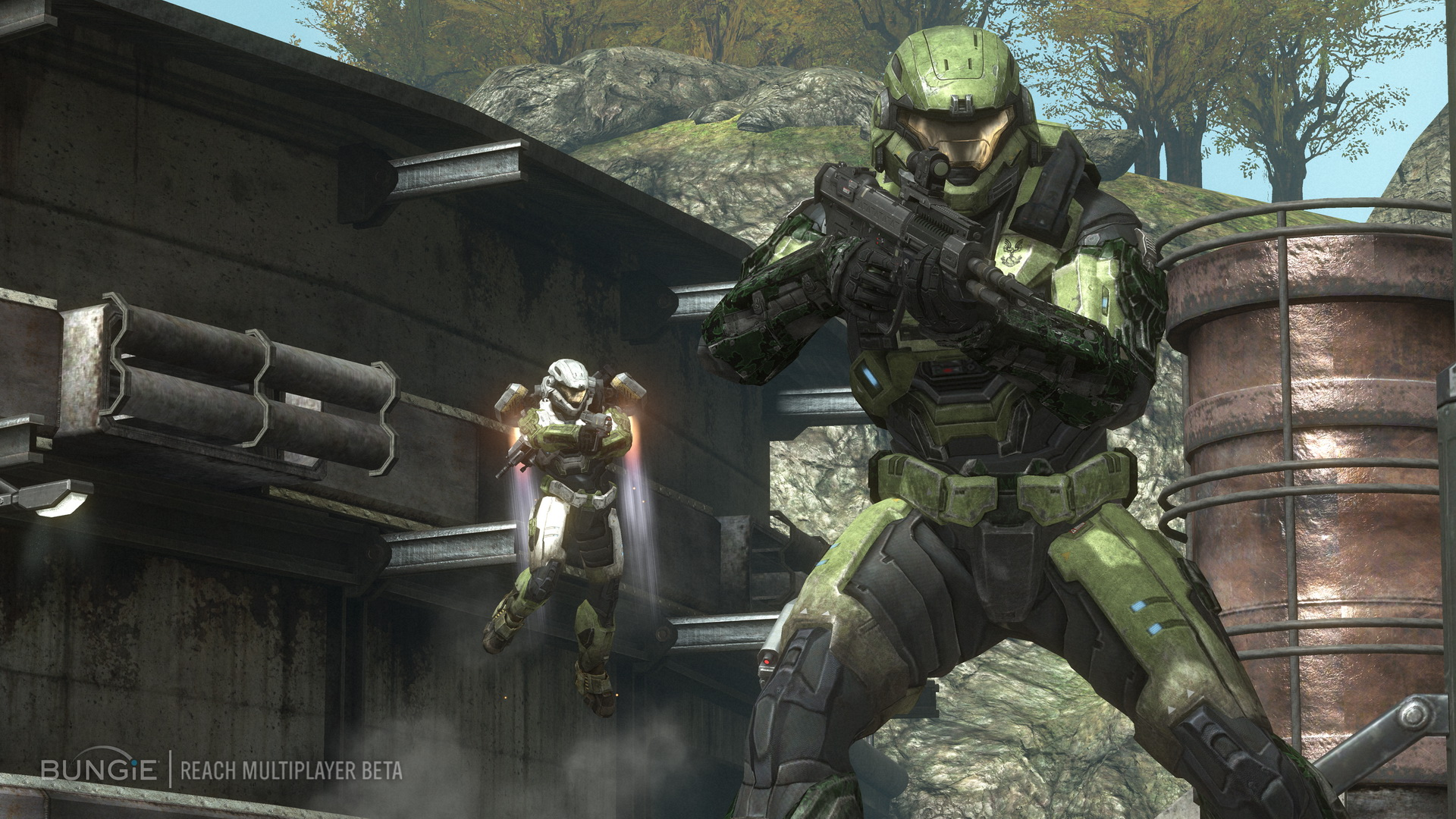 Get an Early Halo: Reach Beta Code
