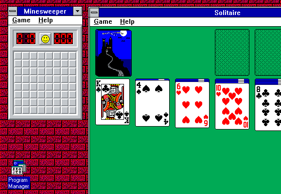 games for windows 98