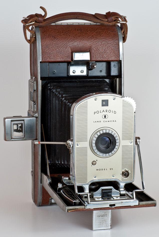 Polaroid Model 95 Instant Camera
