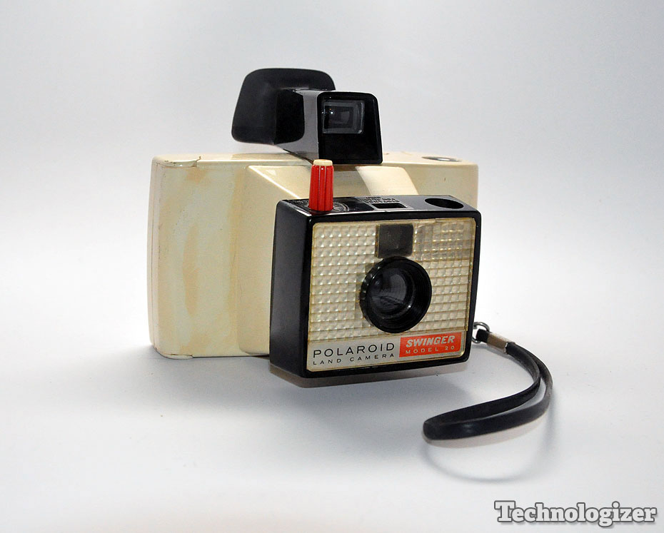 Polaroid Model 20 Swinger
