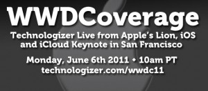 Apple WWDC 2011 Live Blog Coverage