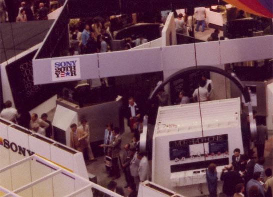 CES Sony 1980