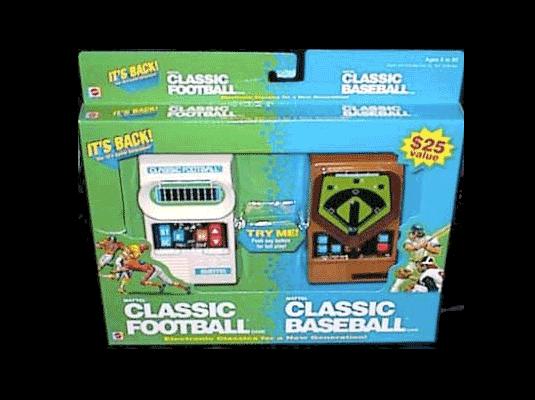 Mattel Electronics Dual Pack