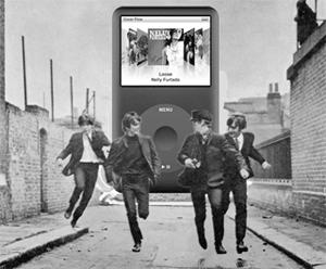 Beatles iPod
