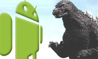 Godzilla vs. Android