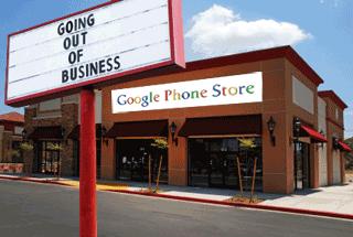 Google Phone Store