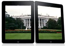 White House iPads
