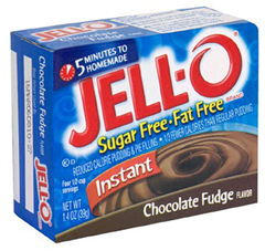 Jello Pudding