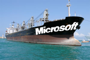 Microsoft Tanker