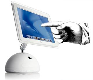 Touch-Screen Mac