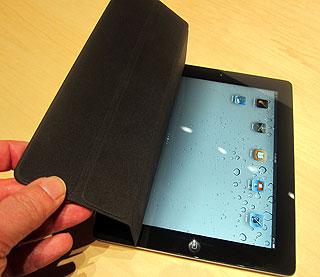 iPad 2 Curl