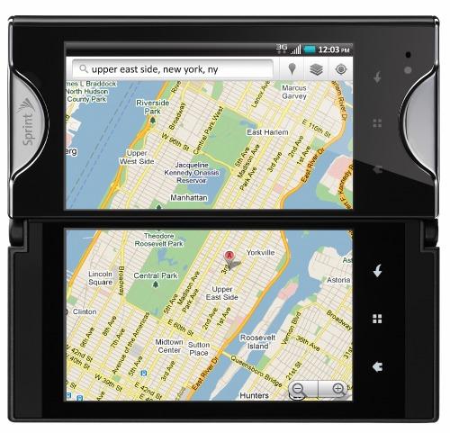 Kyocera Echo Tablet Mode