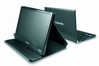 Toshiba Mobile Monitor